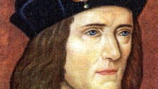 A painting of King Richard III dating back to 1480