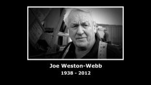 Joe Weston-Webb died last month from cancer
