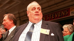 The late Liberal MP Cyril Smith.