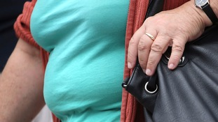 Obese women 'are 40% more likely to develop certain types of cancer'.