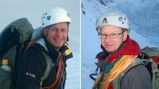 Steve Barber and John Taylor