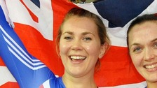 Jess Varnish is aiming for Gold at the games which start two weeks today