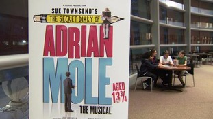 Adrian Mole musical premiere on same day as theatre named after Sue Townsend
