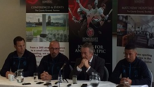 Somerset Cricket launch their season