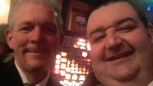 Wayne Stansfield and Gary Montgomery