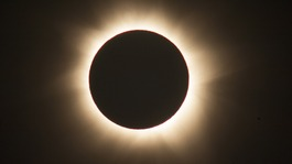 Solar eclipse visible this Friday