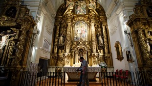 Madrid's Convent of the Barefoot Trinitarians