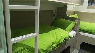 The hotel follows the opening of a youth hostel last year