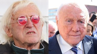 A report into how Jimmy Savile and Stuart Hall carried out campaigns of abuse while at the BBC is expected in May