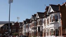 houses on London street
