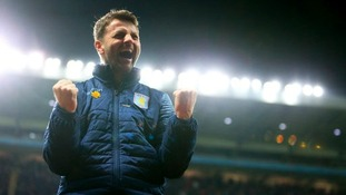 Tim Sherwood's side will face either Liverpool or Blackburn Rovers