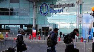 Birmingham Airport will hope to strengthen the city's ties with China