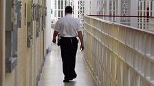 Stock prison photo.