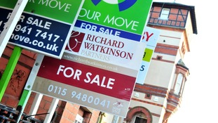 House prices have been holding up in London, which has had strong interest from overseas buyers