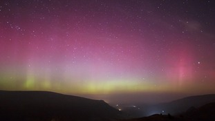 Gallery: The Northern Lights over Wales