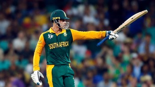 South Africa cruise into Cricket World Cup semi-final with nine wicket victory over Sri Lanka