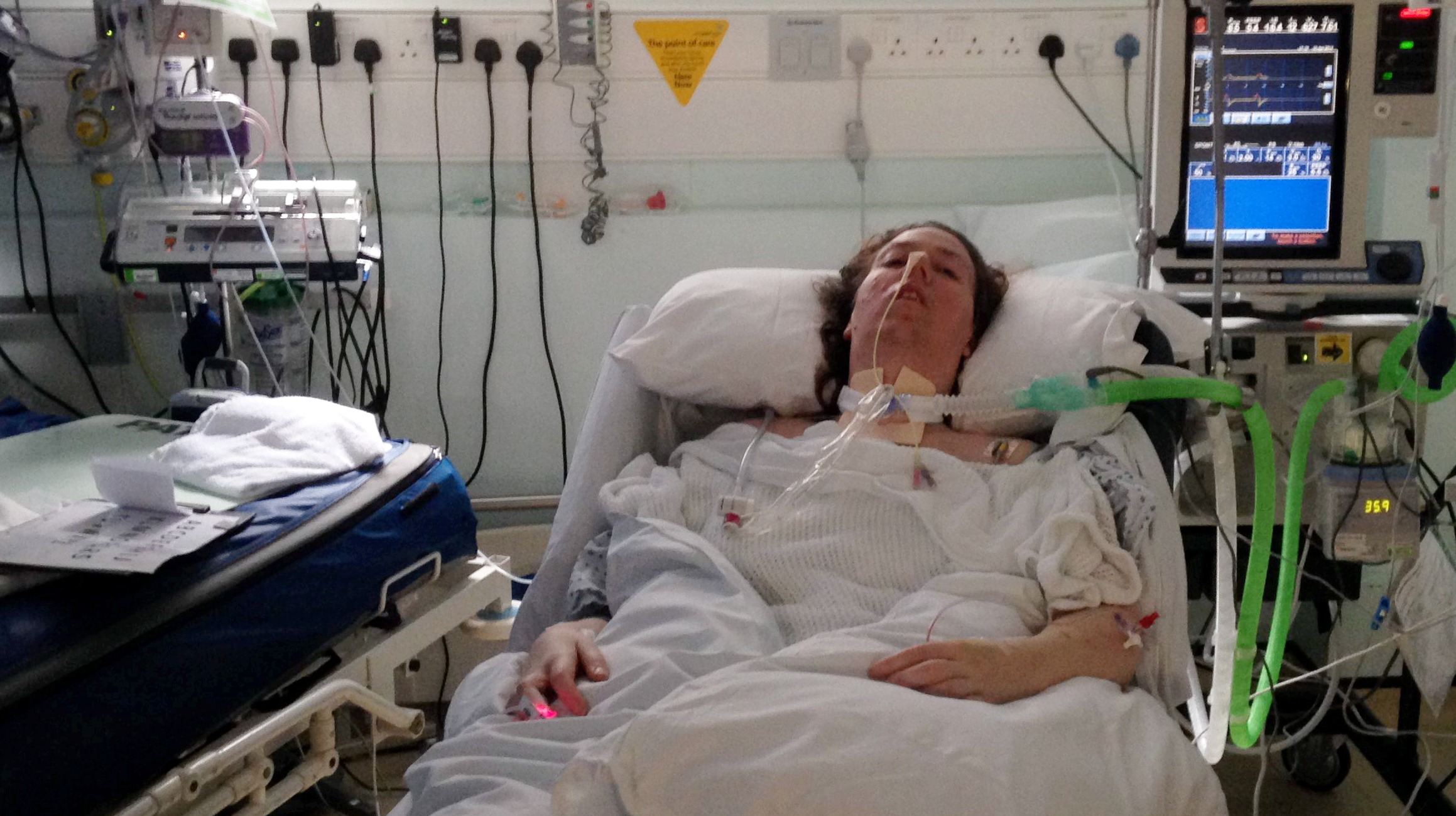 Paralysed woman in coma hears husband talk about switching ...  Paralysed woman...