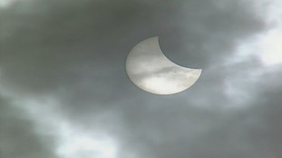 Simon's Blog - The Solar Eclipse