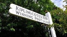 Kiplingcotes Derby winning post
