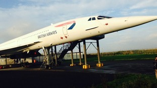 The project will provide a new home for Concorde