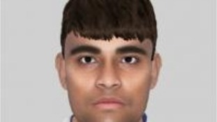 E-fit image of Pudsey sex attacker
