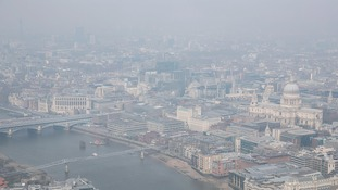 Health warning issued amid 'toxic' smog fears