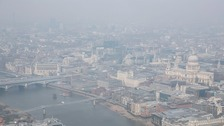 This is not the first time the UK has been hit by smog warnings.