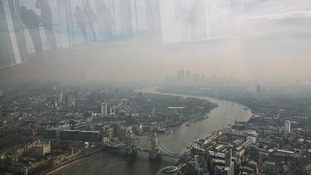 Asthmatics and elderly warned about smog cloud