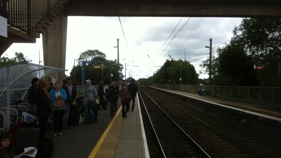 Diss station