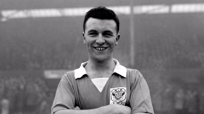 IMG JIMMY ARMFIELD, English Professional Football Player and Manager