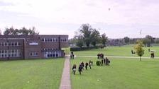 The Hewett School in Norwich.