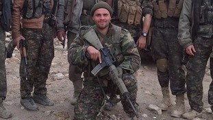 Konstandinos Erik Scurfield is the first Briton to be killed fighting against IS