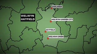 Battleground Anglia: Welwyn Hatfield