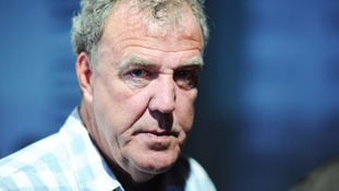 Top Gear host Jeremy Clarkson.