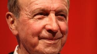 Exclusive: Football legend Jimmy's dementia message