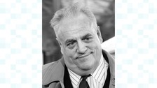 Former Rochdale MP Cyril Smith.