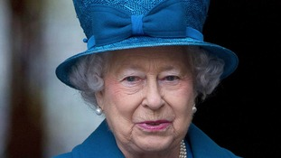 Queen visit to Devon