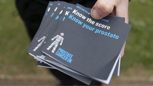 Prostate cancer leaflet.