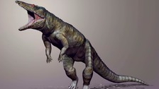 Carnufex carolinensis, otherwise known as the 'Carolina Butcher'.