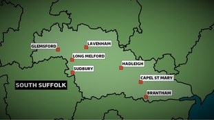 Battleground Anglia: Suffolk South