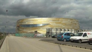 The Derby Arena opened to the public on Friday