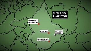 The Conservatives won the Rutland & Melton constituency at the 2010 General Election with a majority of 14,000 votes.
