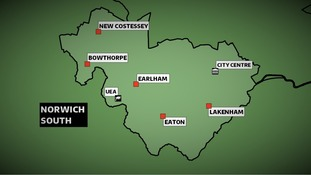 Battleground Anglia: Norwich South