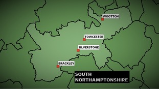 Battleground Anglia: South Northamptonshire