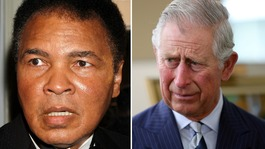 Boxing legend Muhammad Ali: Prince Charles is 'the greatest'