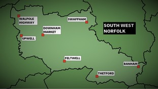 The Conservatives won the South West Norfolk constituency at the 2010 General Election with a majority of more than 13,000 votes.