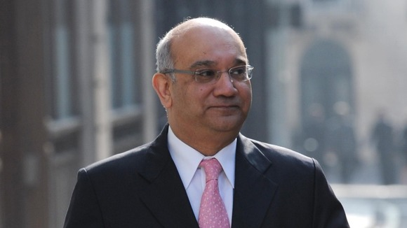 Keith Vaz is chairman of the Home Affairs Committee which will question Mr Buckles on Tuesday.
