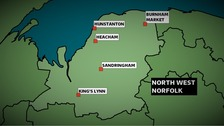 The Conservatives won the North West Norfolk constituency at the 2010 General Election with a majority of nearly 15,000 votes.