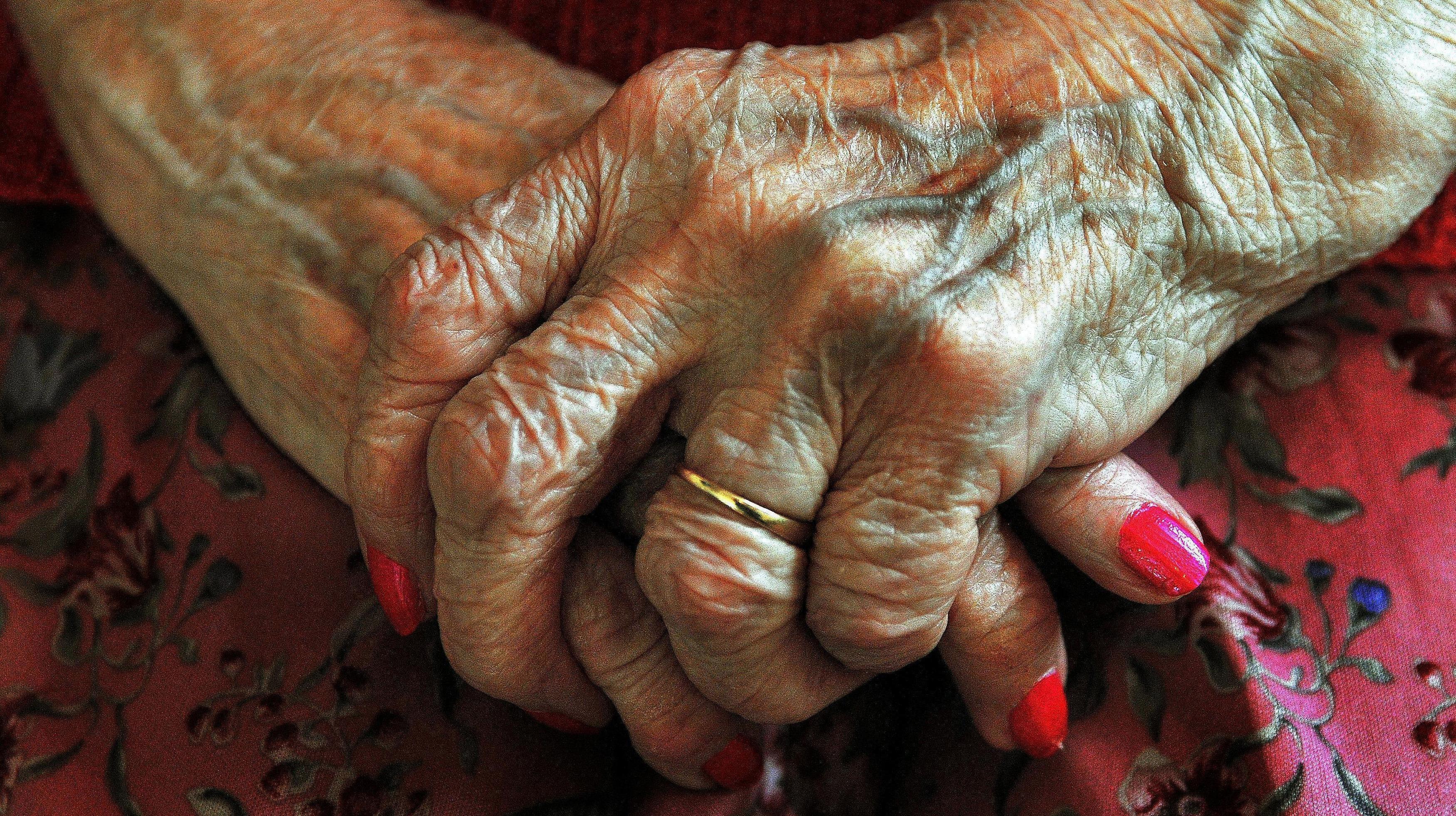 Finger food to improve dementia patients' independence