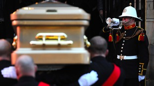 Reports defence chiefs tried to cover up costs of forces attending funeral of Jimmy Savile